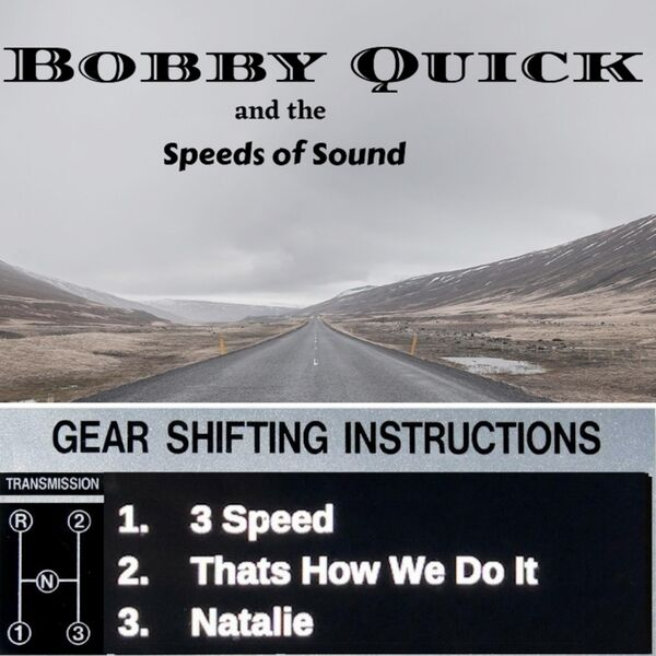 Cover art for 3 Speed